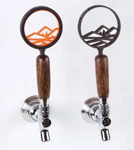 Custom Beer Taps, Two right