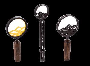 Custom Beer Taps, three right