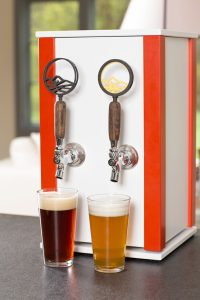 Knockout Knobs Bright Idea Beer Tap 2 samples