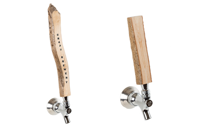 Introducing Beaver Cut Tap Handles from the Berkshires