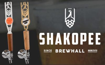 New Custom Logo Tap Handle