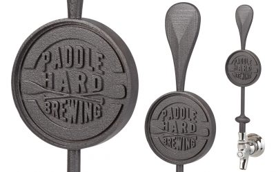 Paddle Hard Beer Tap