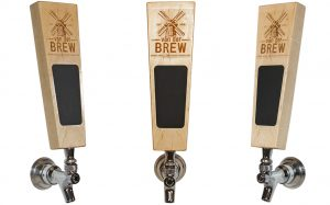 Van Der Brew Tap Handle Featured