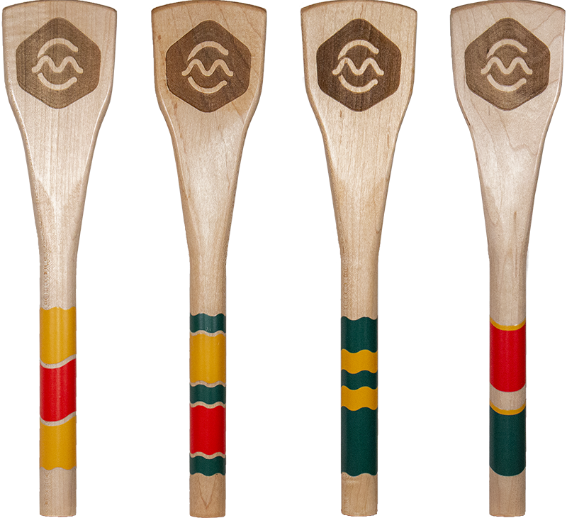 Knockout Designs Beer Paddle Taps
