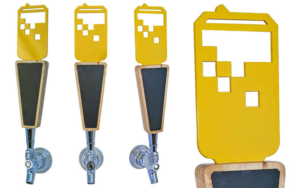 Custom Tap for Beer Distributor TapRm