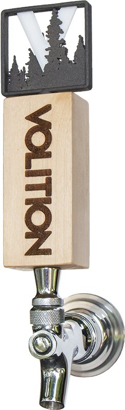 Volition Custom Tap by Knockout Designs