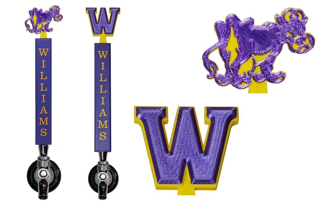 The William Shop Tap Handles